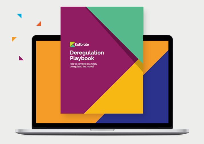 Download the Deregulation Playbook